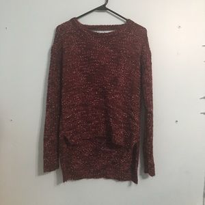 Maroon Xhilaration Sweater